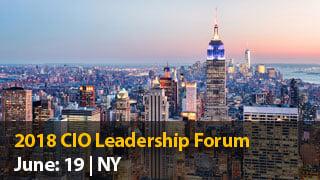 Meet us at 2018 Argyle's CIO Leadership Forum