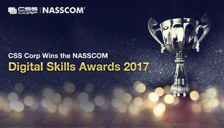 CSS Corp wins the NASSCOM digital skills award – Article on awards published by The Hindu business Line